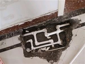 专业仪器检测管道漏水