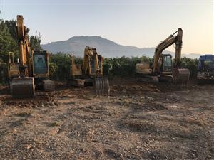 挖掘机培训中心
