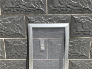 定做安裝紗窗金剛網防盜紗窗不銹鋼紗網換紗窗
