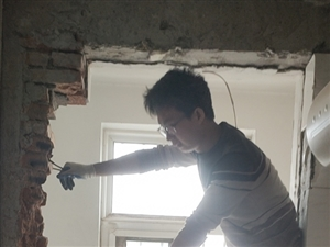 砸墙,上料,保洁,装修垃圾清运