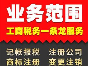 临泉智算财务13635689739,工商注册