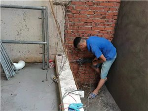 海南东方八所旧房改造翻新装修施工