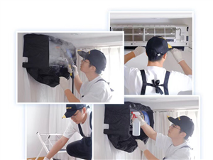 开荒保洁   家用电器清洗