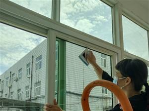 麻城专业擦玻璃,开荒保洁,家庭保洁,钟点工
