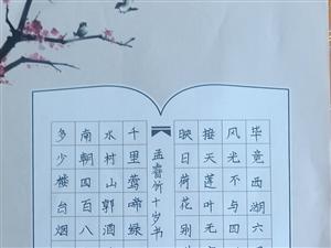 廣漢市天彩少兒書畫培訓學校暑假報名啦