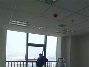 东方专业保洁、新居开荒、玻璃清洗、欢迎致电