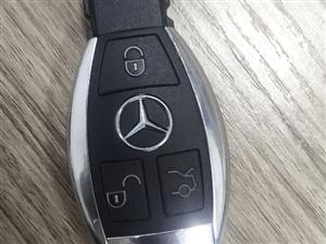 寻找奔驰车钥匙一把