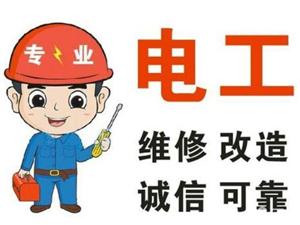 专业电工(非水电工)