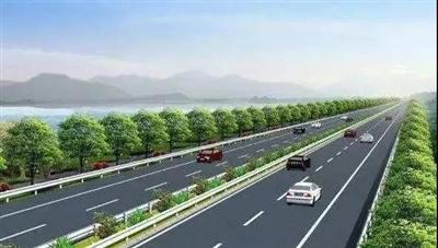 又近了!途�阜南多���l�的高速公路��砗孟�息!