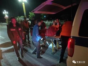 �]南民警深夜成功救助一名跳河�p生男子