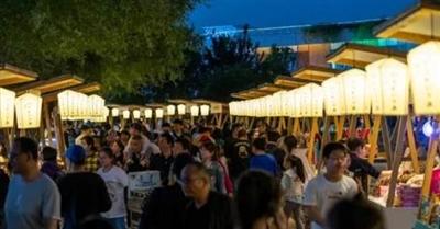 天汉长街将举行十四运铁人三项测试赛,期间市集暂停营业!