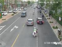 滑县幼儿脸部不慎被喷洒农药,滑县交警紧急开道!