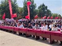 甜到心里!滑县八里营镇第四届甜瓜节成功举办