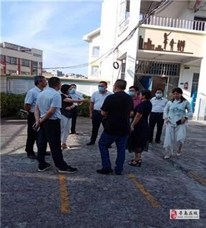 赣州市人大常委会调研组赴寻乌特殊学校开展残疾人权益保障专题调研