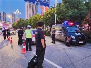 汉中市公安局交警支队持续开展严查各类重点交通违法行为集中整治统一行动