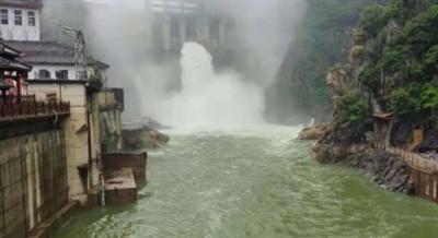 泄洪!汉中撤离群众1424户3674人