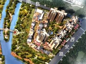 2021�V�h城北新�^【蔚�{�P凰�u】�R水岸�H自然,�儆谀�的�p花�@高端住宅