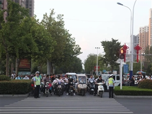 紧急提醒!9月26日起,驻马店市区这些道路实行交通管制!