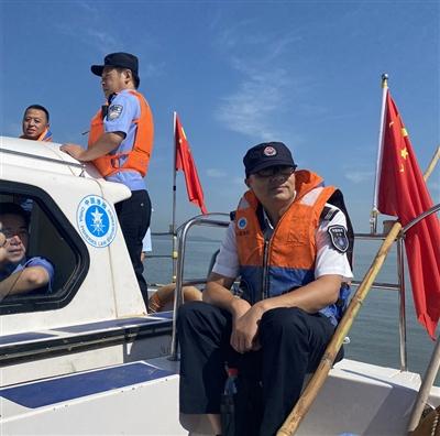三地联合巡查;加强跨界河湖管理