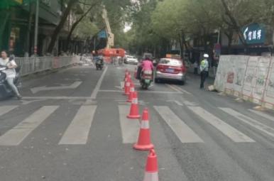 速看!因修水县城老城区改造,车辆请尽量避免进入城北区,以免造成拥堵!