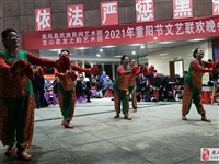 欢歌起舞共庆一年一度九九重阳节