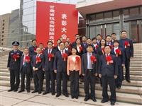 陇南:全省抗击新冠肺炎疫情先进个人和先进集体表彰