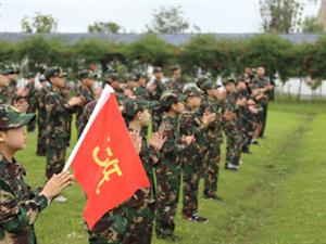 5月22号推出39.9元疯抢军事夏令营半日体验营活动
