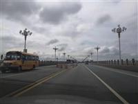 大柳河桥伸缩缝维修
