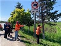 辉南县公路管理段持续消除国省干线公路安全隐患