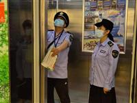 城关市场监督管理所开展电梯安全检查