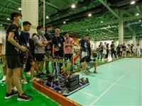 第八届山东省大学生机器人大赛参赛队来邹报到