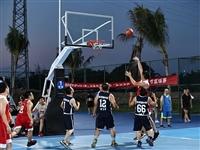 """2021第二届崖州湾科技城""""崖州湾杯""""体育文化节篮球赛正式开赛!"""
