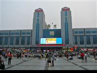 郑州火车站、郑州东站仍有大量列车停运,请旅客合理安排出行计划