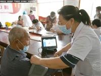 隰縣:新冠疫苗接種進村入戶