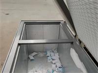 处理2米5的岛柜一个1米7的冰柜一个清洗一下9成新