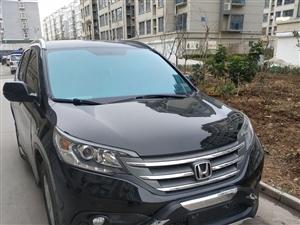 青州二手车,2012款本田CRV发变无敌,车况精品