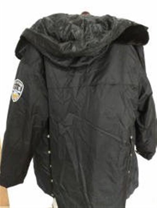 保安全新多功能羔羊皮高档正品棉衣(加厚羊羔皮)防雨
