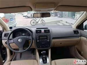 女士一手车,09大众速腾1.6自动舒适版,真皮座椅精品车况需要的&#65039
