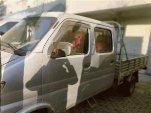 车辆出售:长安神骐T20货车2015年上牌、18万公里、平板1.7×2.5米