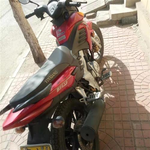 出售95成新摩托车