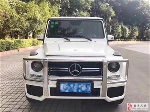 16德版奔驰G63AMG白色