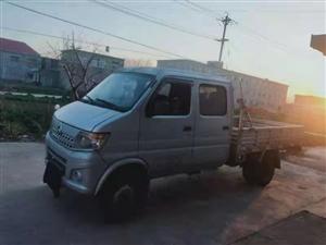 车辆出售:长安神骐T20货车2015年上牌、平板1.7×2.5米