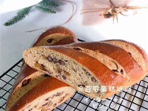 萧县面包培训学校分享,面包中的战斗包俄罗斯大列巴