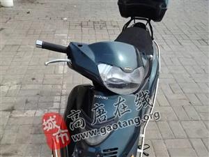 出售海王星踏板摩托车一辆