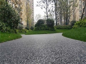 大渡口区彩色透水混凝土、透水地坪、压花地坪