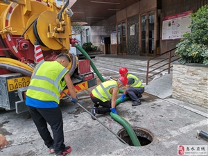 高壓疏通廁所,疏通管道,清理化糞池、油池
