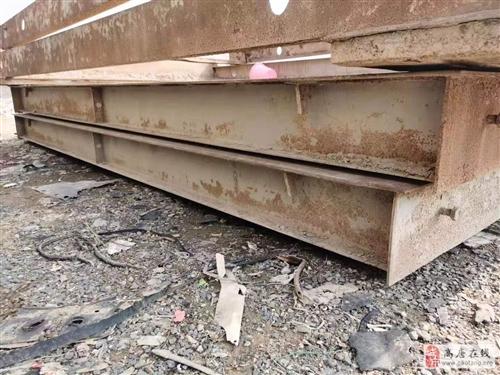 浙江台州120吨二手地磅转让台州临海地磅维修