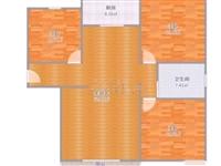 龙腾锦绣城+龙腾小学+新出毛坯大三居+低于市场价+即此一套
