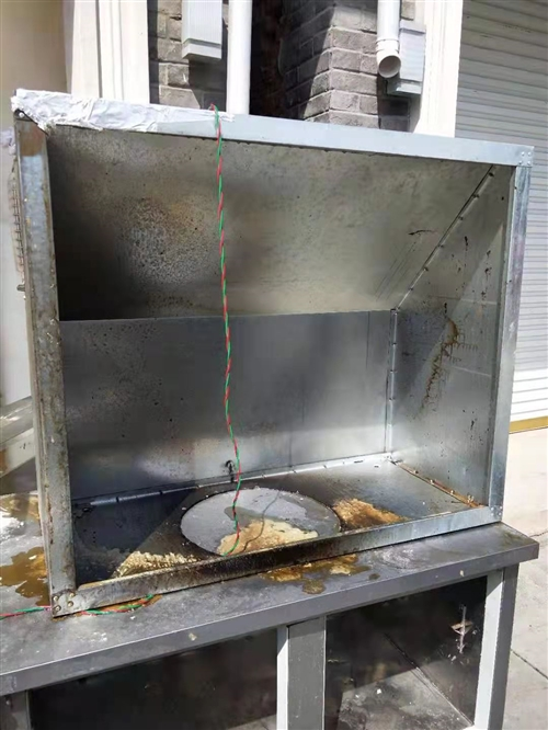 饭店用的油烟机处理,有需要的联系
