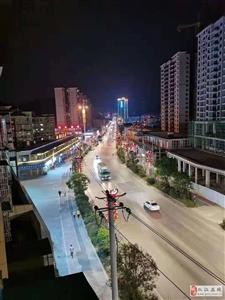 中央城夜景